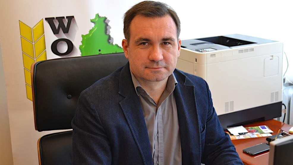 Jacek Sommerfeld został nowy dyrektorem Wielkopolski Ośrodek Doradztwa Rolniczego w Poznaniu - Zdjęcie główne