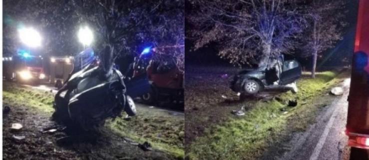 Śmiertelny wypadek na drodze. Nie żyje młoda kobieta - Zdjęcie główne