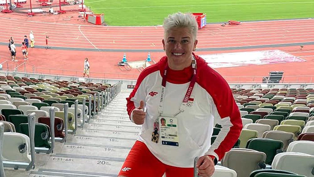 Rawiczanka Anita Włodarczyk w finale rzutu młotem na olimpiadzie w Tokio  - Zdjęcie główne