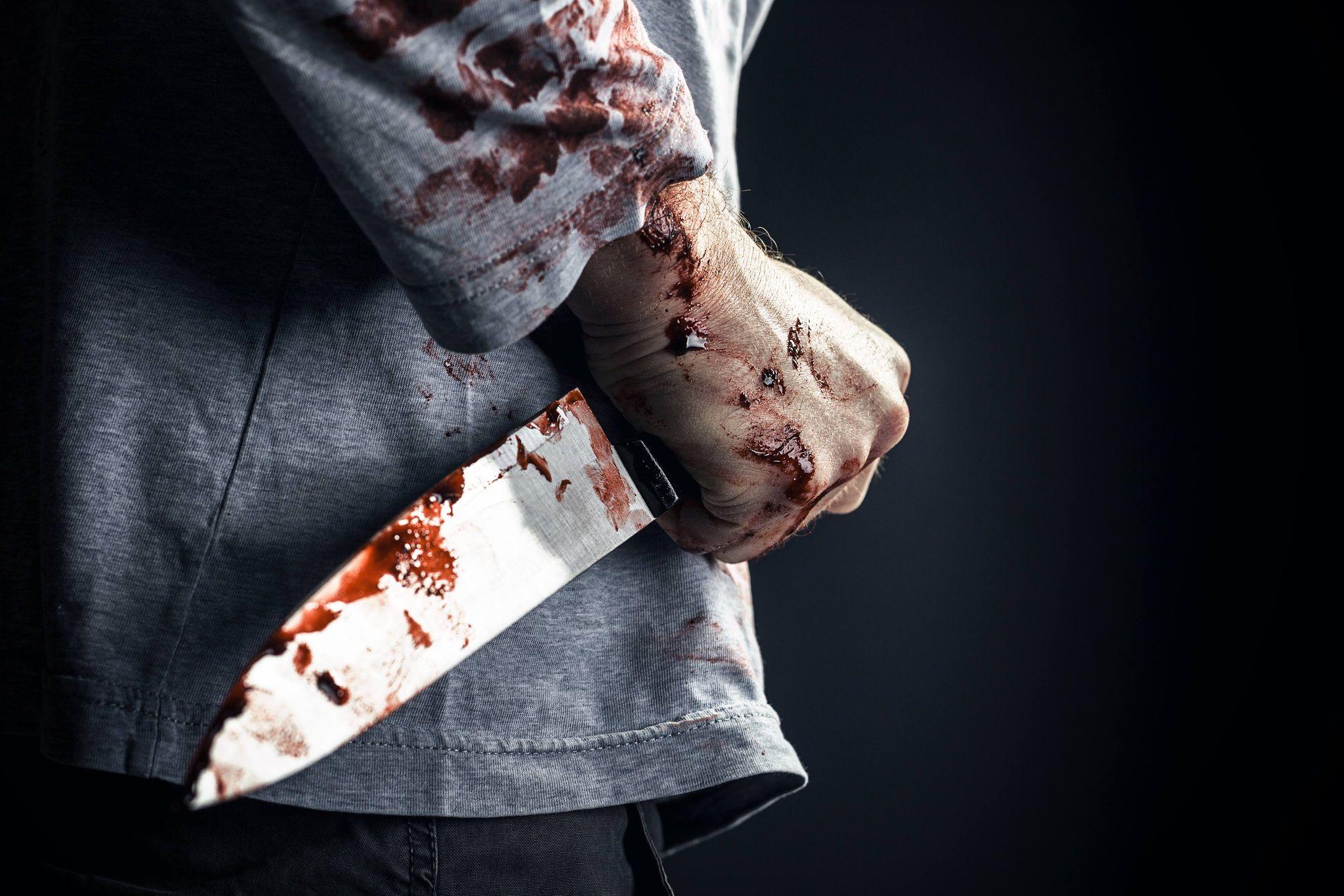 Zabił brata bliźniaka  nożem - Zdjęcie główne