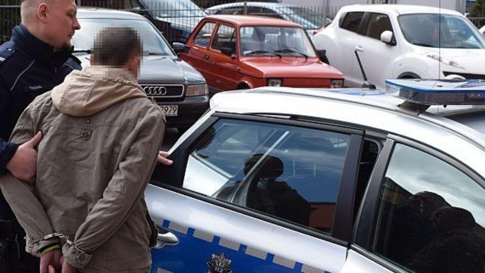 Mężczyzna był poszukiwany Europejskim Nakazem Aresztowania. Wpadł podczas kontroli drogowej - Zdjęcie główne