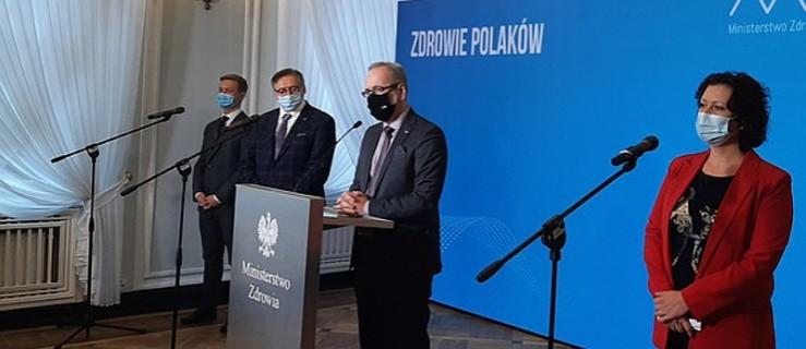 """Minister: """"Z systemem ochrony zdrowia nie dzieje się dobrze"""" - Zdjęcie główne"""