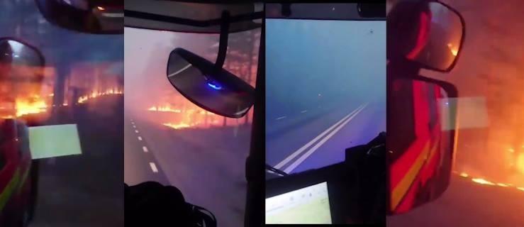 """""""Droga jak przez piekło"""" - polscy strażacy w Szwecji  - Zdjęcie główne"""