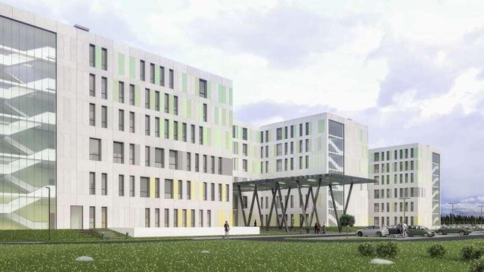 Wyjątkowy szpital dla dzieci powstaje w Wielkopolsce. Już wkrótce powinni pojawić się tam pierwsi pacjenci - Zdjęcie główne