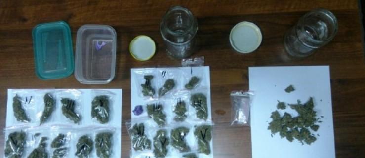 26-latek zatrzymany z narkotykami. Policję poinformowała jego matka  - Zdjęcie główne