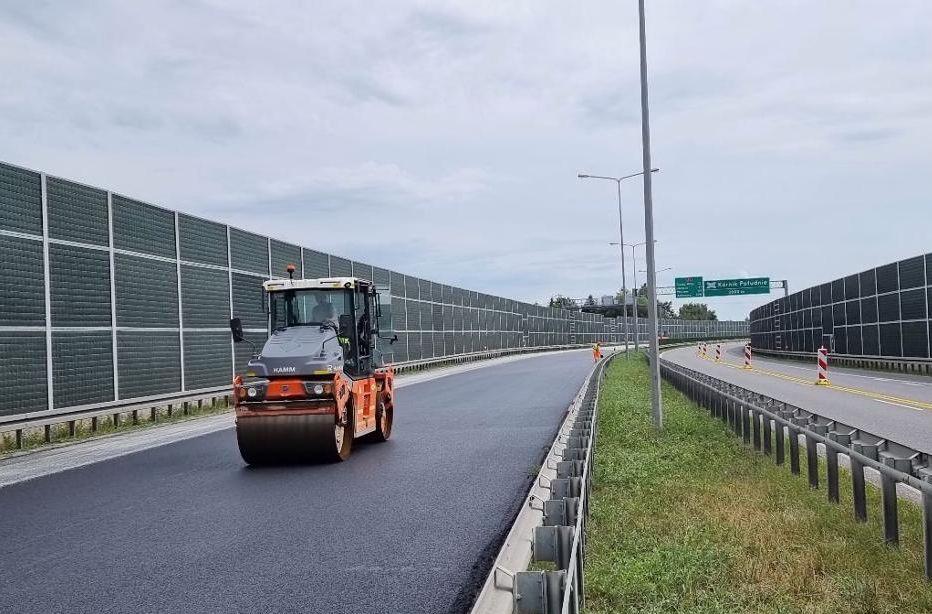 Kończy się remont trasy S11 Poznań – Kórnik  - Zdjęcie główne