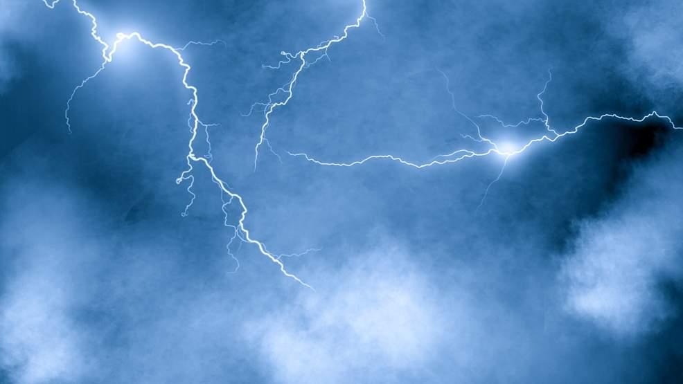 Uwaga! Synoptycy ostrzegają przed burzami z gradem - Zdjęcie główne