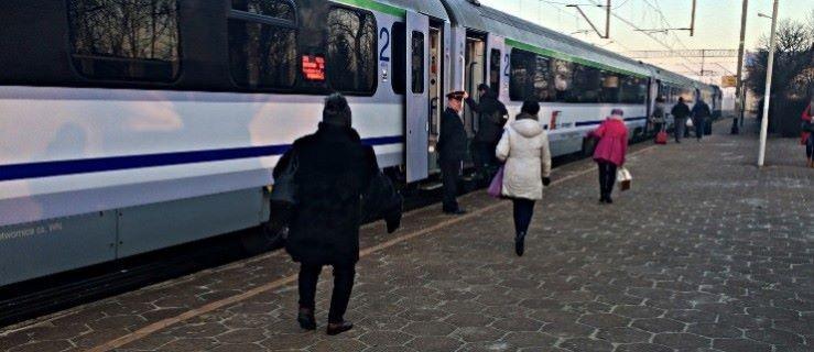 Śmiertelne potrącenie przez pociąg. Przechodził w niedozwolonym miejscu - Zdjęcie główne
