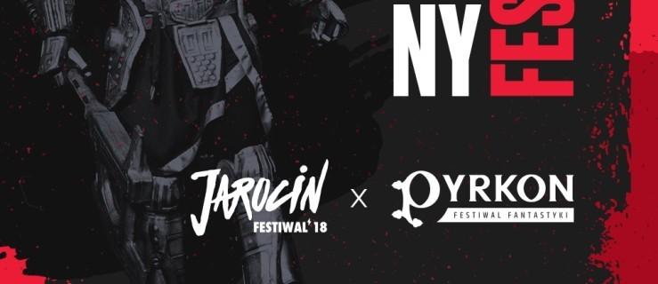 Jarocin Festiwal 2018. Pyrkon i Jarocin łączą siły! - Zdjęcie główne