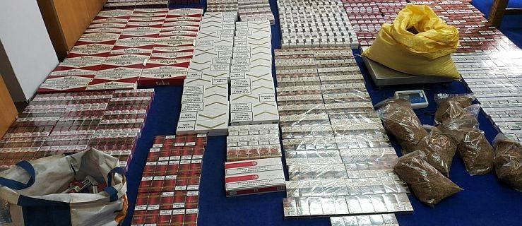 Nielegalne wyroby tytoniowe i starty na ponad 400 000 złotych   - Zdjęcie główne