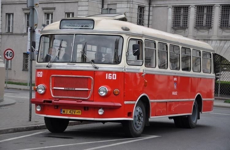 Kalisz. Zabytkowe autobusy wyruszają na trasy - Zdjęcie główne