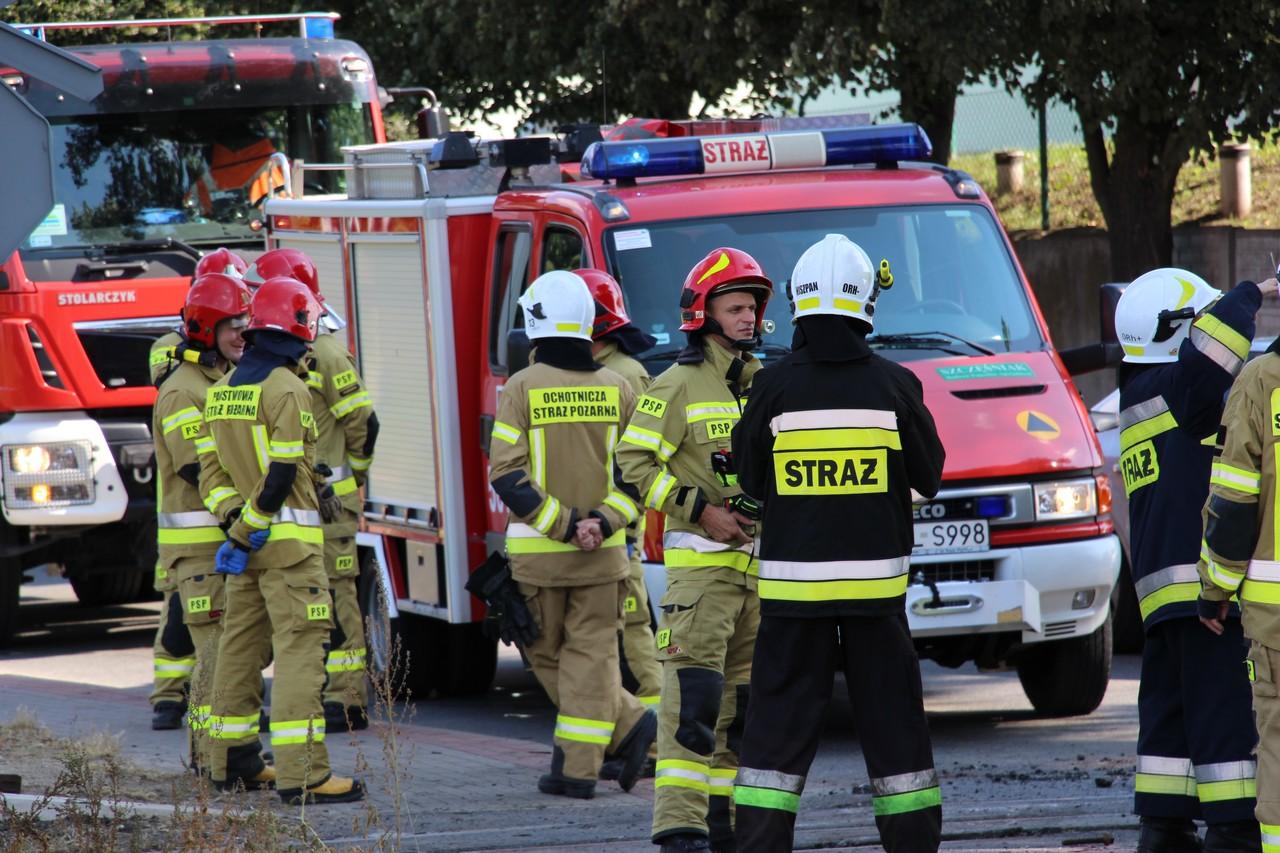 Tragiczny wypadek na torach w Pleszewie. Nie żyje jedna osoba  - Zdjęcie główne