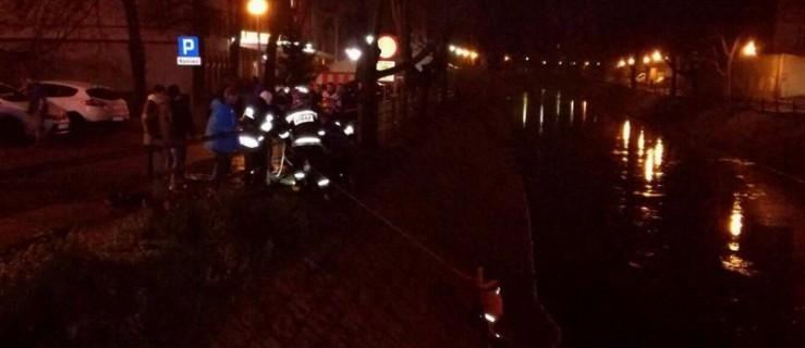 Czterech mężczyzn wpadło do rzeki - Zdjęcie główne
