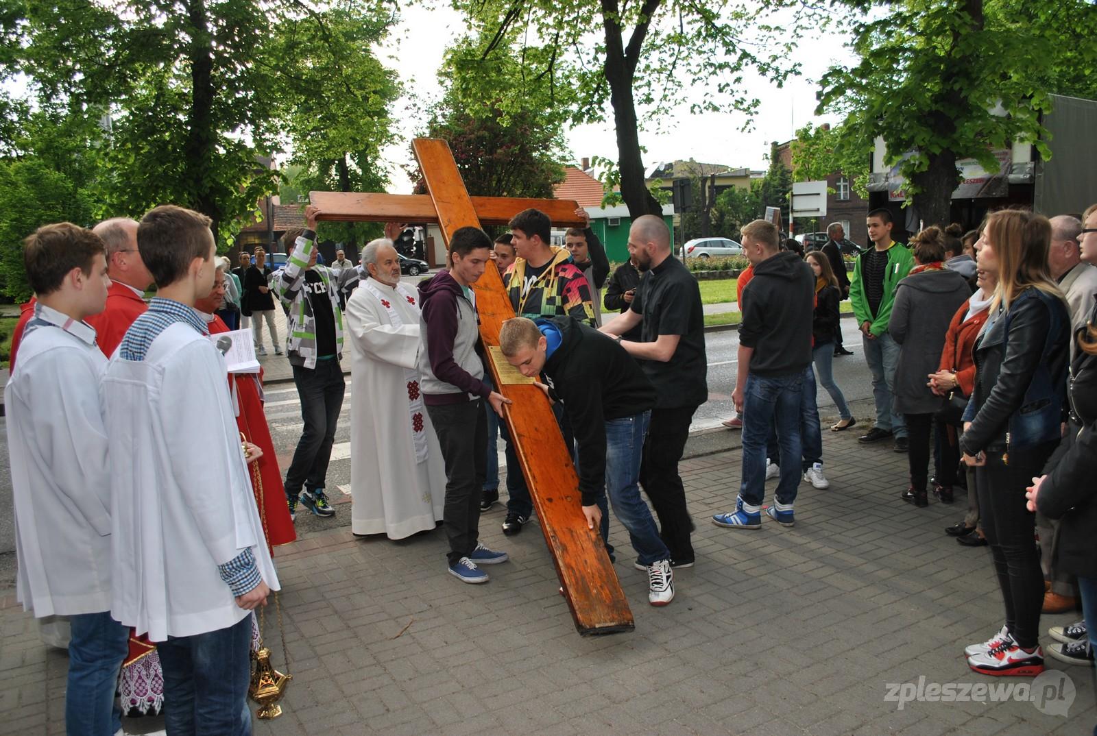 Symbole ŚDM ponownie w Polsce - Zdjęcie główne