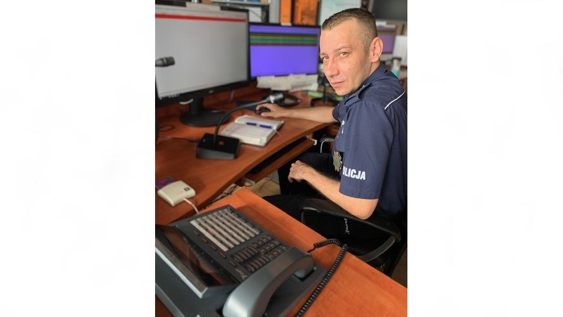 Poznań. Policjant po służbie zatrzymał pijanego kierowcę - Zdjęcie główne