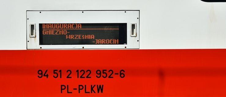 Wróciły pociągi do Gniezna przez Wrześnię. Są darmowe połączenia  - Zdjęcie główne