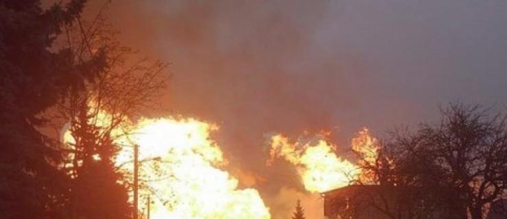 W potężnym wybuchu gazociągu zginęły 2 osoby. Są zarzuty dla inżyniera budowy - Zdjęcie główne