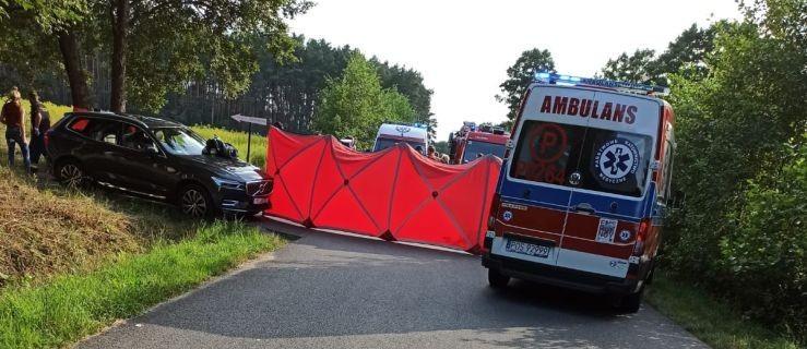 Małżeństwo motocyklistów zginęło na drodze. Nie ustąpiono im pierwszeństwa - Zdjęcie główne