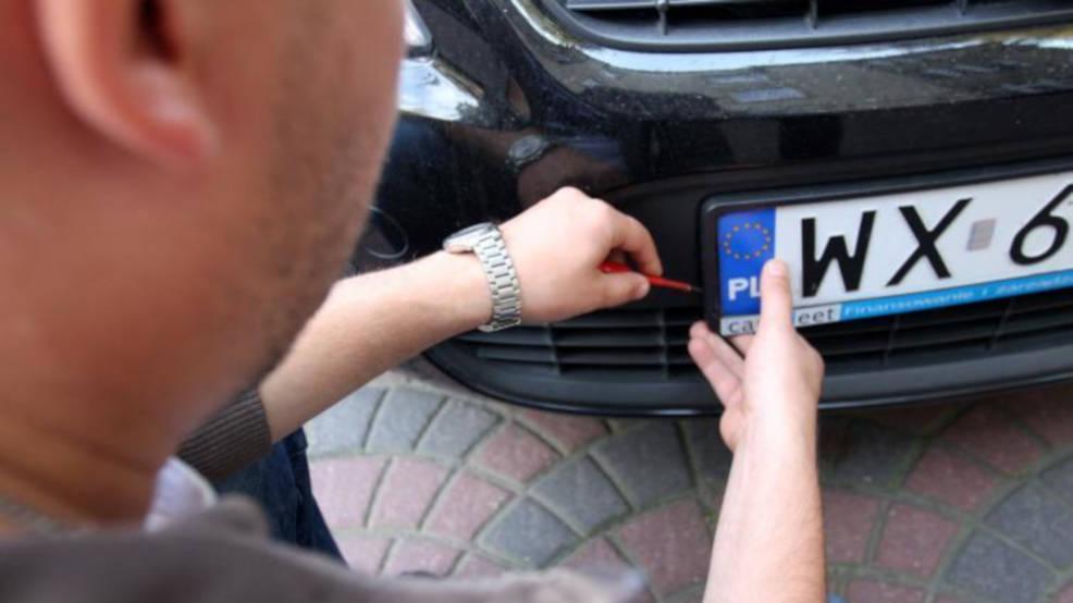 Zmiany zasad obowiązujących przy rejestracji pojazdów - Zdjęcie główne
