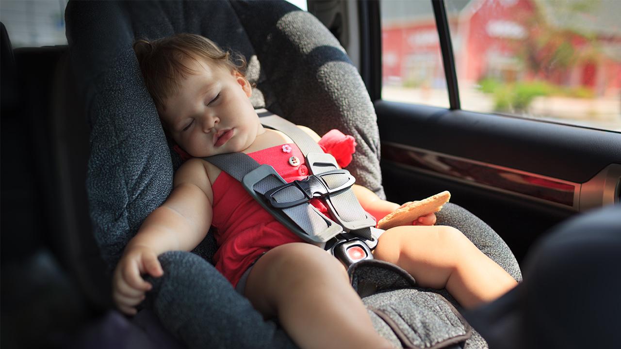 Czy nasze dzieci są bezpieczne w fotelikach samochodowych? - Zdjęcie główne